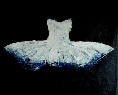 Ewa Bathelier, 'Big White tutu'', 2017