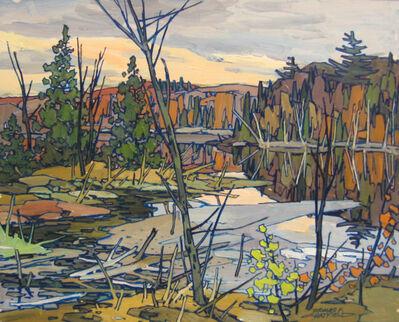 Thomas Chatfield, 'Late Algoma Day', 1921-1999