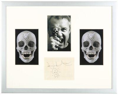 Damien Hirst, 'Doodle & Signature'