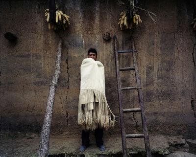 Robert van der Hilst, 'Proud Yi minority man, Xianfeng Village, Sichuan Province', 2007