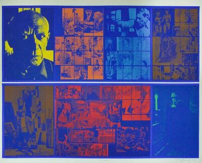 Carlos Irizarry, 'Picasso', 1970