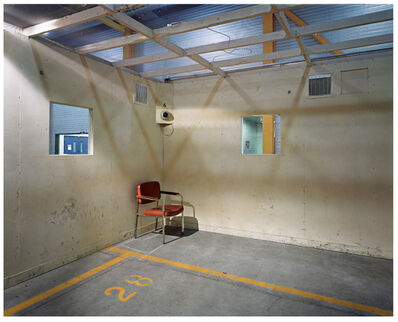 Lynne Cohen, 'Untitled (military installation)', 2007
