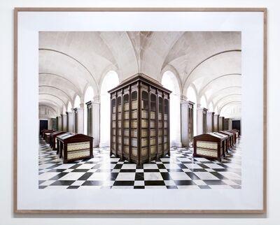Candida Höfer, 'Archivo General de Indias Sevilla IV 2010', 2010
