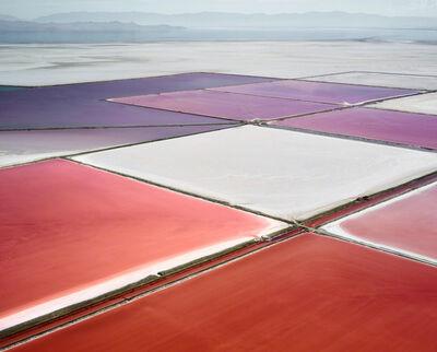 David Burdeny, 'Saltern Study 11, Great Salt Lake, UT - framed', 2015