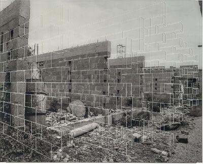 Carlos Garaicoa, 'En Construcción / Under Construction (VII)', 2012