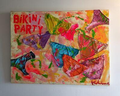 Howard Kline, 'Bikini Party', 2019