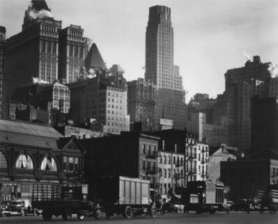 Berenice Abbott, 'West Street', 1938