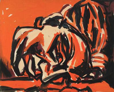 Luis Frangella, 'Sigh (Suspiro)', 1984