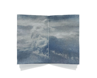 Sean McFarland, 'Book (Clouds)', 2017