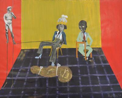 Teresa Kutala Firmino, 'When the Elephants Fight', 2019