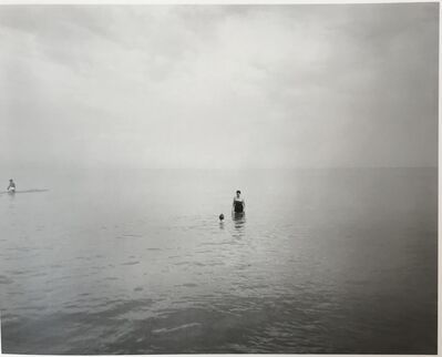 Harry Callahan, 'Eleanor and Barbara in the Water', 1952-1953