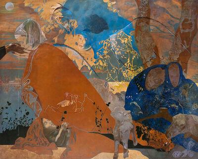 Max Pellegrini, 'La Regina della Notte e della Luna', 1998-2011