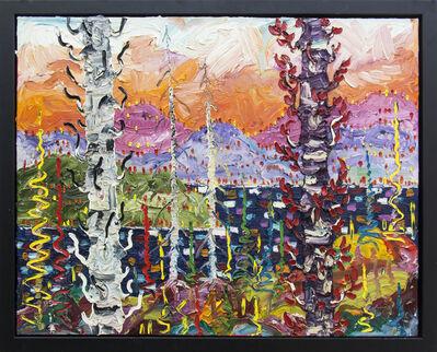 Alex Cameron, 'Magenta Purple Green', 2005