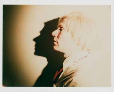 Andy Warhol, 'Self-Portrait (The Shadow)', 1981