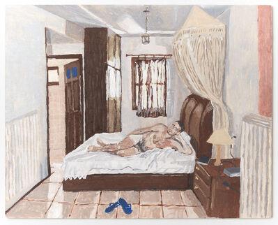 Polina Barskaya, 'Lounging in Tsagarada', 2020