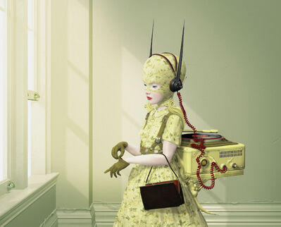 Ray Caesar, 'The Daily Constitutional', 2020
