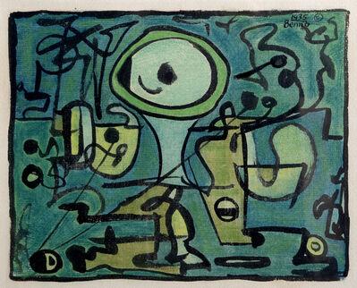 Benjamin Benno, 'Fetiche 2 ', 1935