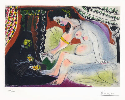 Pablo Picasso, 'Bethsabée (Bethsheba)', 1966