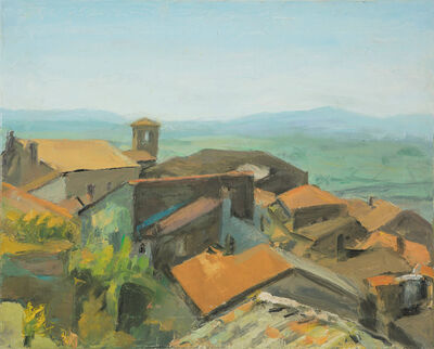 George Nick, 'Cortona 25 July 2016', 2016