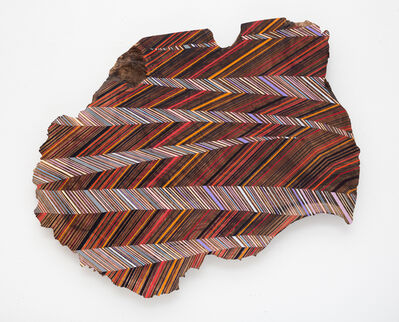 Jason Middlebrook, 'Red Cliffs', 2016