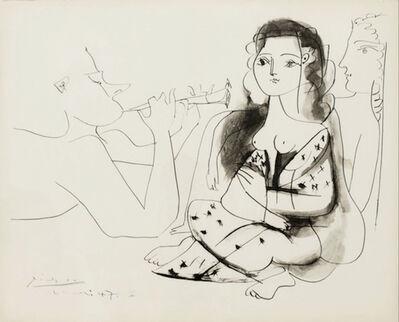 Pablo Picasso, 'Le Concert', 1956