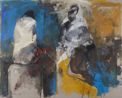 Bahram Hajou, 'The Painter and his Model', 2020