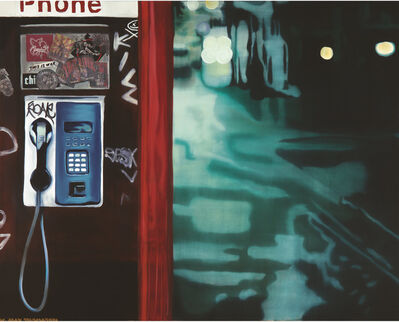 W. Max Thomason, 'Regarding the Establishment of a Direct Communications Link (Urban Branding II)', 2016