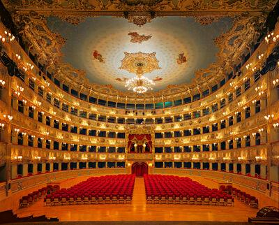 Ahmet Ertug, 'La Fenice Theater, Venice', 2009