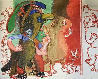 Paula Rego, 'Beever', 1984