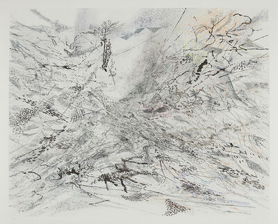 Julie Mehretu, 'The Residual', 2007