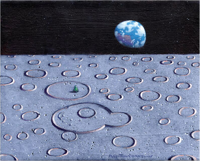 Ray-Mel Cornelius, 'Small Lunar Landscape ', 2019