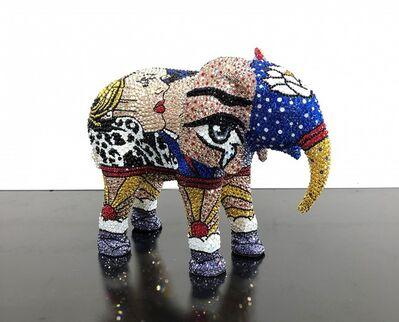 Metis Atash, 'ELEPHANT feat. Lichtenstein', 2019