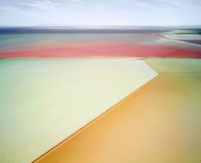 David Burdeny, 'Saltern Study 01, Great Salt Lake, UT 2015'