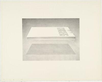 Ed Ruscha, 'Crackers', 1970