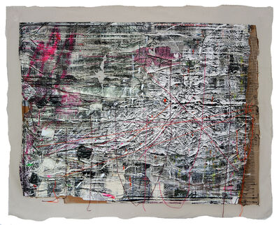 Dale Marshall, 'Cut up No. 4', 2014-2015