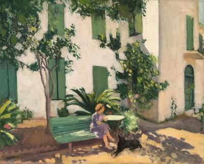 Albert Marquet, 'Le repos devant la maison'