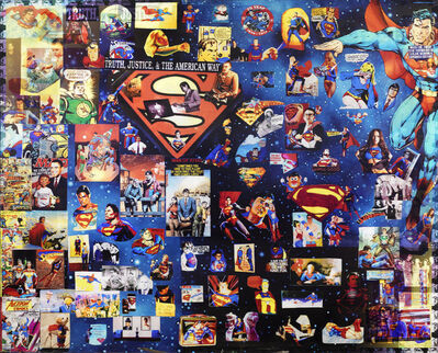 DJ Leon, 'Superman: Truth, Justice and the American Way', 2013