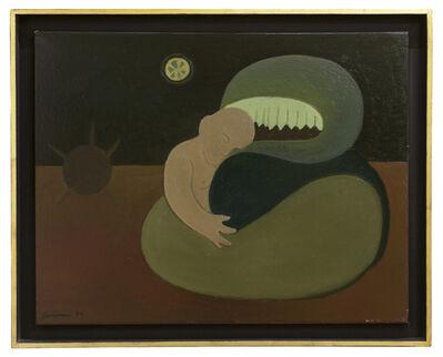 Emilia Gutiérrez, 'El monstro y el niño', 1974