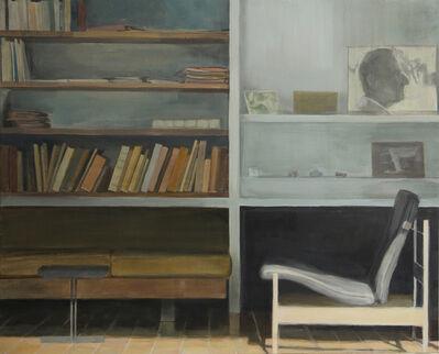 Bea Sarrias, 'Tiempo de lectura (Reading time)', 2018