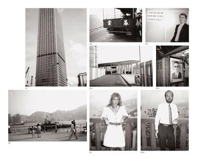 Andy Warhol, 'Eight works: (i) Hong Kong Buildings; (ii) Hong Kong Harbour; (iii) Hong Kong Street (Truck); (iv) Hong Kong Harbour; (v) Natasha Grenfell; (vi) Christopher Makos; (vii) Picture of a Man; (viii) Patrick Cooney', 1982