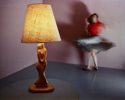 Jo Ann Callis, 'Woman Twirling', 1985