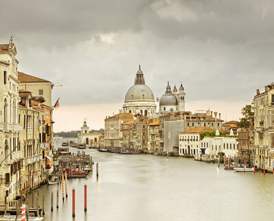 David Burdeny, 'Grand Canal from Ponte dell' Accademia', 2012
