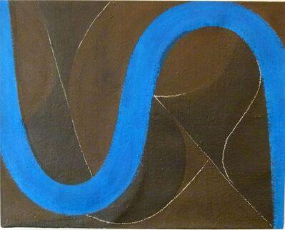 Fritz Bultman, 'Dark Wave II', 1977