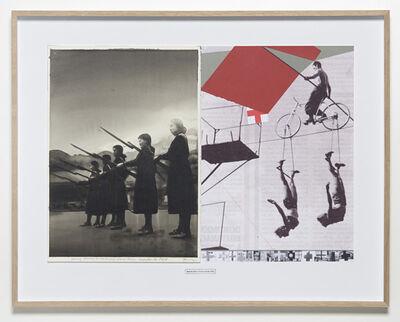 Roman Uranjek & Radenko Milak, 'Februay 18, 1936, Young women at their high school, Tokyo', 2015