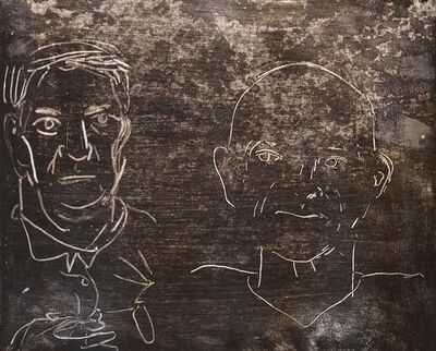 Francis Wishart, 'Untitled (Francis & Gerry)', 2017