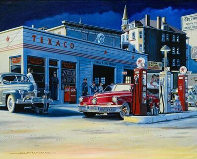 Alain Bertrand, 'First Time they see a Tucker'