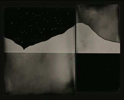Nadezda Nikolova-Kratzer, 'Elemental Forms, Landscape no. 124', 2020