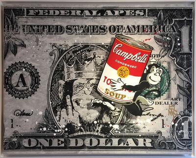 F&G, 'Chimpanzee Campbell's Soup'