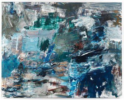 Louise Fishman, 'LINE DRIVE', 2010