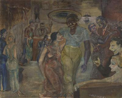 Joseph Delaney, 'Artist's Studio Party', 1940